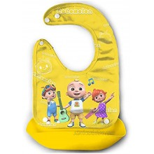 Xiluohe Unisex Baby Bib Detachable And Adjustable For Easy Cleaning