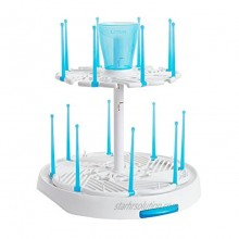 Munchkin Latch Spinning Sippy Cup and Baby Bottle Drying Rack