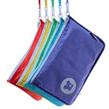 Diaper Bag Organizer Pouches by OYYO a 5 pc Set. Machine Washable Color Coded Diaper pad and Wet Bag Included.