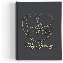 My Little Heart Baby Books Memory First Baby Scrapbook for Keepsake Track Special Moments Milestones and Growth from Pregnancy to First 5 Years. Modern Baby Book Gender Neutral Baby Memory Book