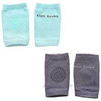 Baby Crawling Knee Pads Set of 7 Non-Slip Crawling Aid for Girls and Boys Crawling Pads Leg Warmers Knee Pads,
