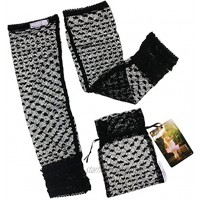 LC Boutique Infant and Toddler Girls Lace Legwarmers Lacettes