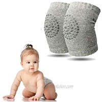 LASKYER Baby Knee Pads for Crawling Anti-slip Knee Pads for Inflant,Elbow Leg Warmers 1 pairs